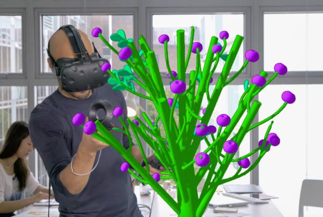 Gravity Sketch VR Gardening Thumbnail