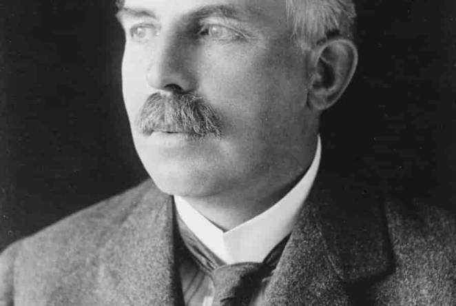Nobel Laureates Ernet Rutherford