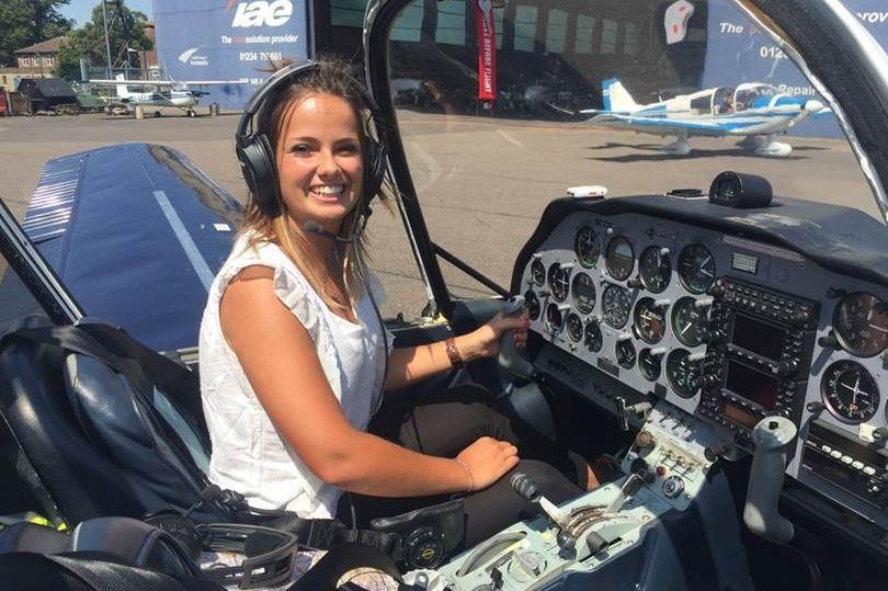 0 Marta Ferran pilot