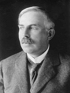 Nobel Laureates Ernest Rutherford